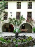 Caldes de Boi, Lérida (Espagne) Image stock