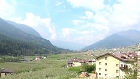 Caldes, Trentino, Itália video estoque