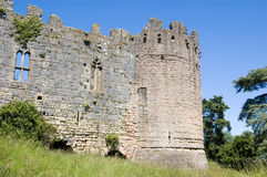 Caldicot Castle, exterior Royalty Free Stock Photo