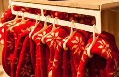 Caldo e rosso Fotografia Stock