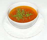Caldo vegetal foto de stock