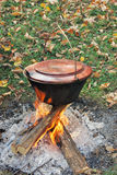 Caldron Royalty Free Stock Photography