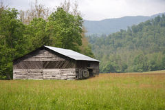 Caldwell Barn Royalty Free Stock Photography