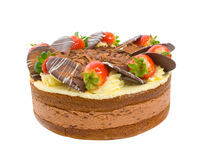 cale σοκολάτα εορτασμού Στοκ Εικόνες