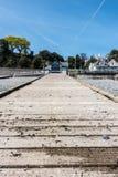 Cale dans Penarth Photographie stock libre de droits
