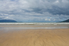 cale na plaży Fotografia Stock