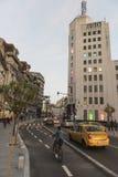 Calea Bucharest stock photos
