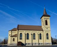 Caledonia Church Royalty Free Stock Images