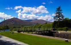 Caledonian Canal Royalty Free Stock Photos