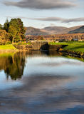 Caledonian Canal Locks Stock Photography