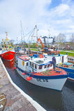 Caledonian Canal in Springtime Royalty Free Stock Photography