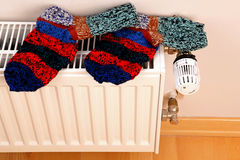 Calefacción Fotos de archivo libres de regalías
