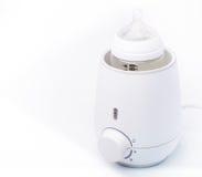 Calefator bonde de garrafa de bebê Foto de Stock Royalty Free