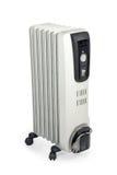 Calefator de petróleo Imagem de Stock Royalty Free