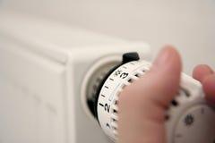 Calefator de regulamento Foto de Stock Royalty Free