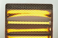 Calefator elétrico imagem de stock royalty free