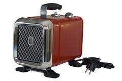 Calefator elétrico imagens de stock