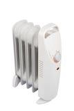 Calefator elétrico pequeno com CLI Imagens de Stock Royalty Free