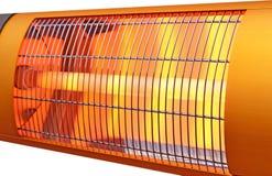Calefator infravermelho Imagens de Stock Royalty Free