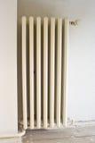 Calefator velho imagem de stock