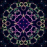 Caleidoscópio à moda Fotos de Stock