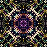 Caleidoscópio à moda Imagem de Stock