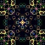 Caleidoscópio à moda Fotografia de Stock