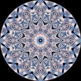 Caleidoscópio #1 de Kladno Imagens de Stock