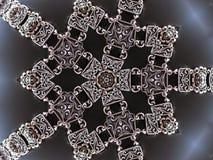 Caleidoscópio Imagem de Stock Royalty Free