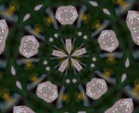 Caleidoscópio Foto de Stock Royalty Free