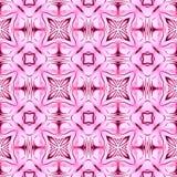 Caleidoscópio da textura cor-de-rosa sem emenda Ilustração Royalty Free