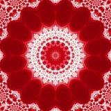 Caleidoscópio do Fractal Imagens de Stock Royalty Free
