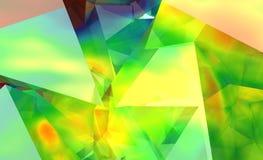 Caleidoscópio II Imagens de Stock Royalty Free