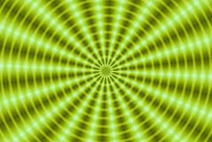 Caleidoscópio verde Foto de Stock Royalty Free