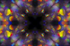Caleidoscoop abstracte achtergrond royalty-vrije stock foto