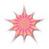 Caleidoscoop Splat vector illustratie