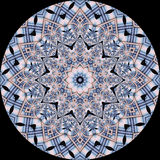 Caleidoscopio #1 de Kladno Imagenes de archivo