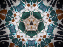 Caleidoscopio Imagen de archivo