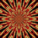 Caleidoscopio Fotografia Stock