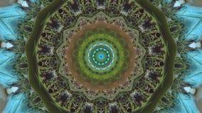 Caleidoscopio imagen de archivo libre de regalías