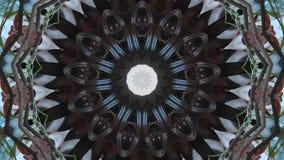Caleidoscopio fotografía de archivo