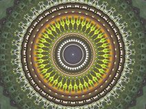 Caleidoscopio imagenes de archivo