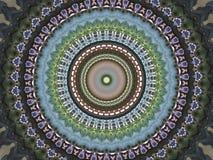 Caleidoscopio fotografía de archivo libre de regalías