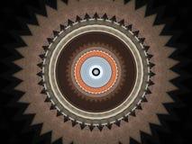 Caleidoscopio fotos de archivo libres de regalías