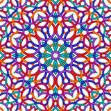 Caleidoscopio colorido Imagen de archivo