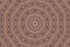 Caleidoscopio di colore e del reticolo Immagini Stock