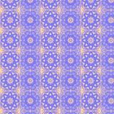 Caleidoscopisch lijnen naadloos patroon Stock Afbeelding