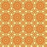 Caleidoscopisch verpakkend document naadloos patroon Royalty-vrije Stock Foto