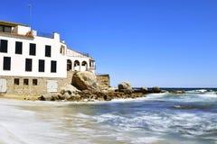Calella de Palafrugell, Испания Стоковое Изображение