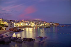 Calella de Palafrugell, Costa brava, Catalonia, Spain Stock Photo